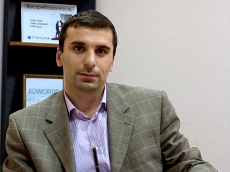 Марат Абасалиев, генеральный директор компании PayOnline. Фото предоставлено пресс-службой PayOnline
