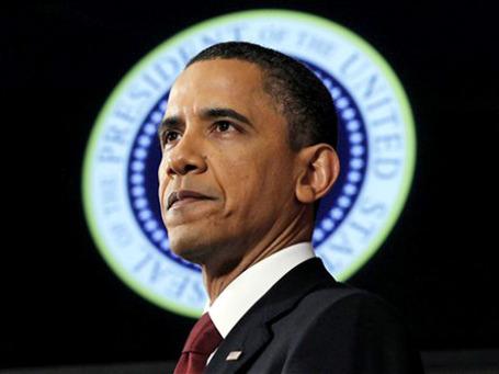 Барак Обама попытается вернуть себе инициативу в политике госрасходов. Фото: AP