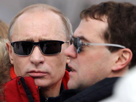 В российских верхах, возможно, наметилась смена поколений, но она будет долгой и плавной, считает WSJ. Фото: РИА Новости