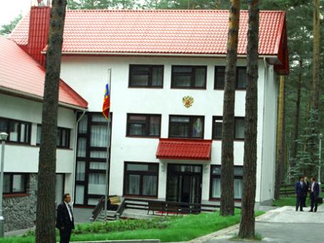 Любимая резиденция Бориса Ельцина ушла с молотка. Фото: РИА Новости