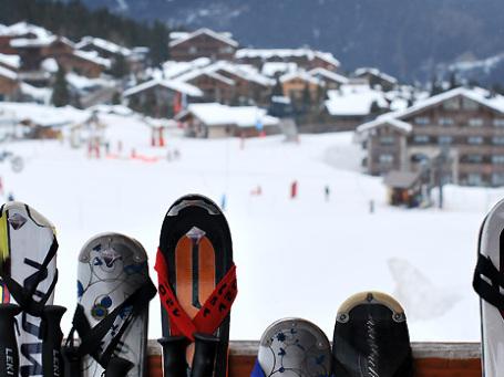 Самыми популярными у покупателей жилья в этом сезоне были французские горнолыжные курорты. Фото: danm_cool/flickr.com