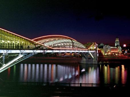 Мост Богдана Хмельницкого. Фото: РИА Новости