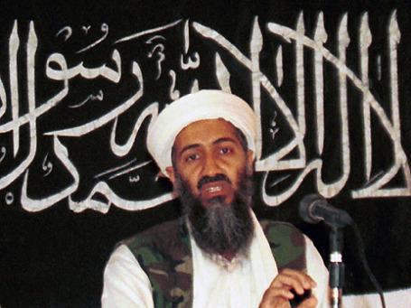 Бен Ладен объявлял терроризм против Америки новой религией. Фото: AP
