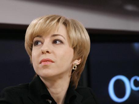 Выдвигается предположение о том, что программа «Неделя с Марианной Максимовской» может быть закрыта. Фото: РИА Новости