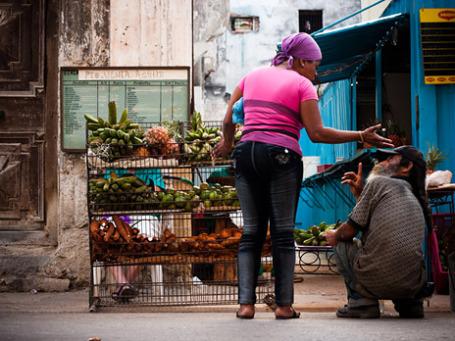 Новое лицо кубинской экономики: на социалистическом острове разрешены небольшие частные рынки. Фото: designpause.com/flickr.com