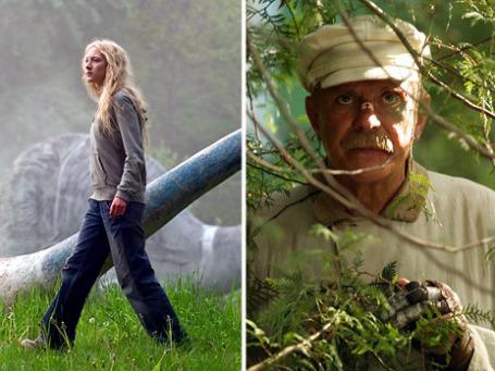 Кадры из фильмов «Ханна. Совершенное оружие» и «Утомленные солнцем 2: Цитадель»