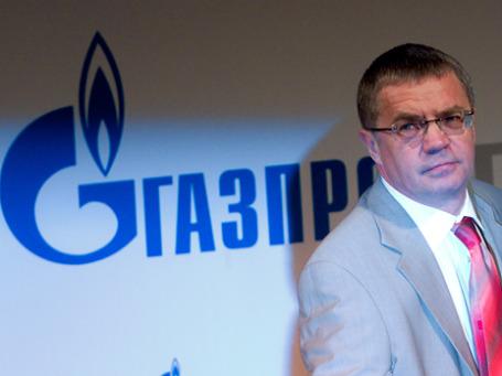 Зампред правления «Газпрома» Александр Медведев не хочет делиться европейскими хранилищами своей компании. Фото: РИА Новости