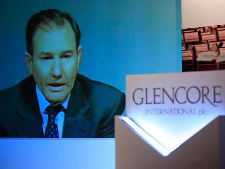 Айван Глайзенберг, исполнительный директор Glencore. Фото: ИТАР-ТАСС