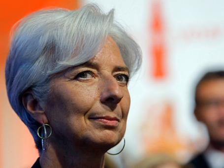 Министр финансов Франции Кристин Лагард готова возглавить МВФ. Фото: AP