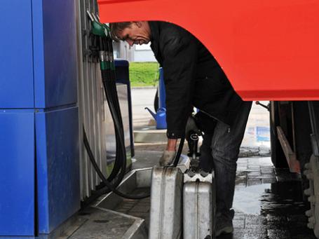Потребительские цены на автомобильный бензин в России за неделю выросли в 68 центрах субъектов страны. Фото: РИА Новости