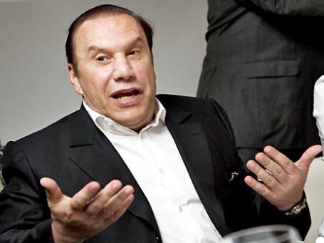 Глава «Интеко-Агро» Виктор Батурин обвиняется в двойной перепродаже помещения. Фото: РИА Новости