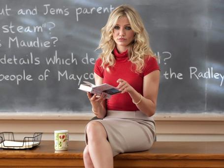 Кадр из фильма «Очень плохая училка»