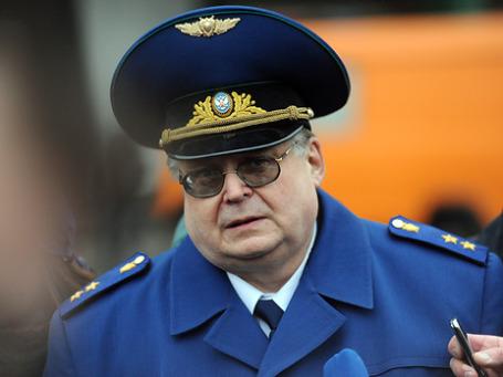 Юрий Семин занимал пост прокурора Москвы с 2006 года, теперь он идет на повышение.. Фото: ИТАР-ТАСС