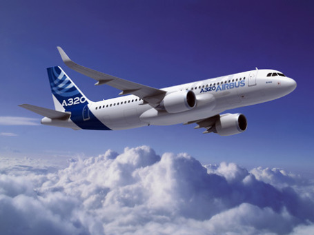 А320neo. Фото предоставлено пресс-службой Airbus