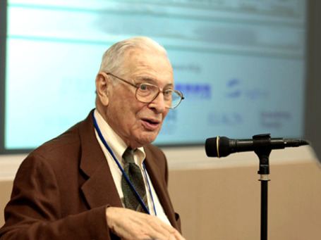 Профессор Кеннет Эрроу. Фото: silicomventures.com