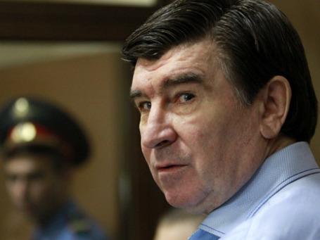 Бывший префект Южного административного округа Москвы Юрий Буланов. Фото: РИА Новости