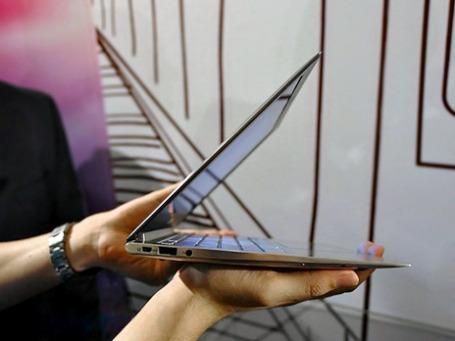 Ноутбук Ultrabooks. Фото: engadget.com