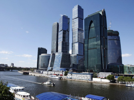 «Город столиц» - единственный российский небоскреб в рейтинге Emporis Skyscraper Award. Фото: РИА Новости