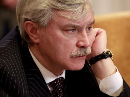 Георгий Полтавченко. Фото: ИТАР-ТАСС