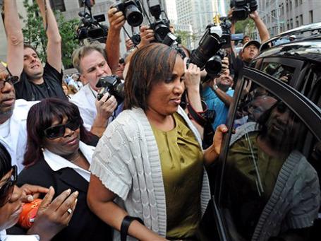 Показаниям Нафиссату Диалло, обвинившей Стросс-Кана, прокуроры больше не верят.  Фото: AP