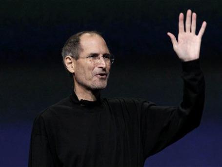 Одно из последних появлений Стива Джобса на публике, март 2011 г. Фото: AP