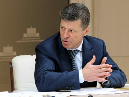 Дмитрий Козак не претендует на пост губернатора Петербурга. Он возглавит партийный список в этом городе. Фото: РИА Новости