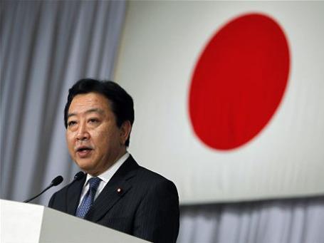 Министр финансов Японии Иосихико Нода  стал премьер-министром страны. Фото: AP