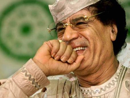 В Ливии никогда не было четкого разграничения между средствами бюджета и деньгами самого Муаммара Каддафи. Фото: AP