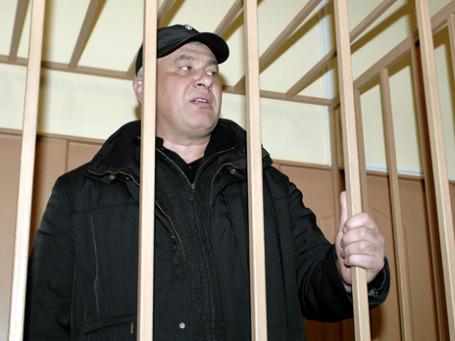 Генерал-лейтенанта милиции Александра Бокова обвиняют в мошенничестве. Фото: ИТАР-ТАСС