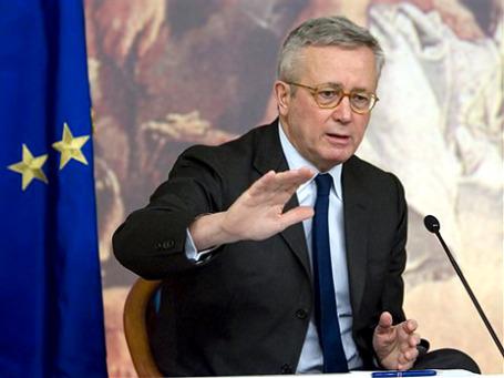Джулио Тремонти, министр финансов Италии. Фото: AP
