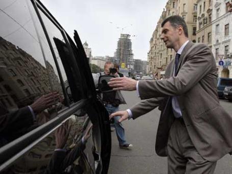 Михаил Прохоров так и не доехал до съезда «Правого дела». Фото: РИА Новости