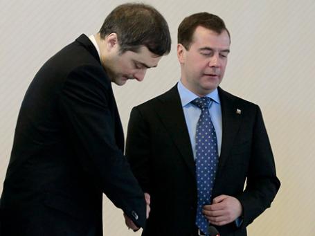 В Кремле устали от Суркова? Фото: ИТАР-ТАСС
