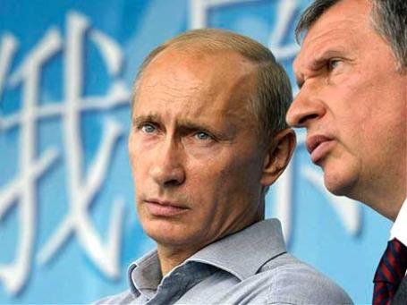 Авторы «списка Ходорковского» не включили в него Владимира Путина и Игоря Сечина, объясняя это соображения прагматизма. Фото: AP
