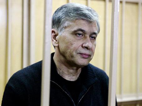 Генерал-лейтенант милиции Александр Боков не понимает, в чем его обвиняют. Фото: РИА Новости
