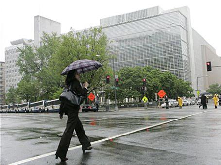 Штаб-квартира Всемирного банка в Вашингтоне. Фото: AP