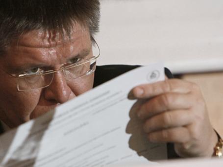 Первый зампред Центрального банка России Алексей Улюкаев. Фото: РИА Новости