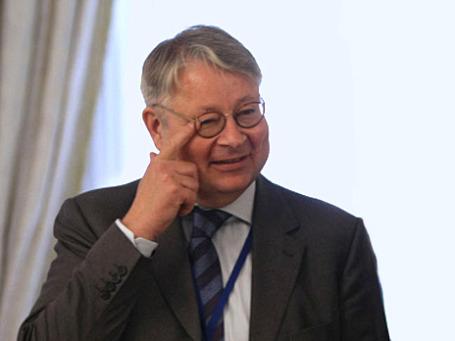 Профессор Шредер руководит в берлинском фонде группой исследователей, занимающихся проблемами России и постсоветских стран. Фото:РИА Новости