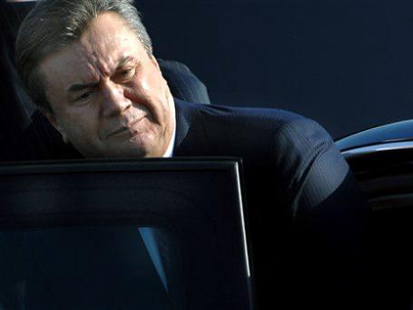 Президент Украины Виктор Янукович должен был 20 октября встретиться с председателем Еврокомиссии Жозе Мануэлом Баррозу. Фото: AP