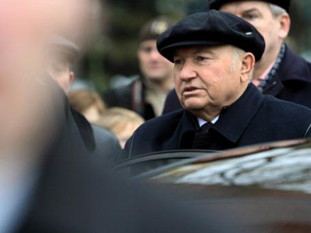 Юрия Лужкова  хотят допросить по делу о хищениях в Банке Москвы. Фото: РИА Новости
