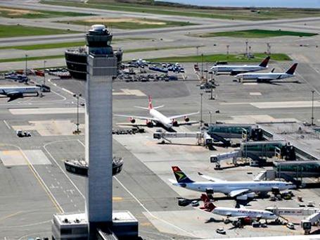 Оружейные прицелы были изъяты у Анны Фермановой в аэропорту имени Джона Кеннеди в Нью-Йорке. Фото: AP