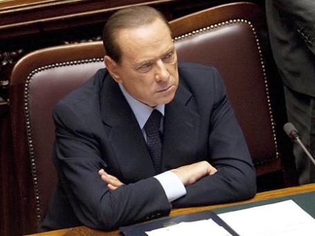 Премьер-министр Италии Сильвио Берлускони. Фото: AP