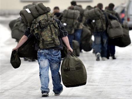 Минобороны Германии закроет каждую десятую военную базу в стране. Фото: AP
