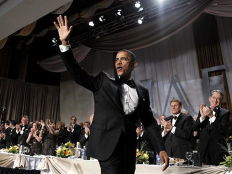 Барак Обама лидирует по сбору средств избирателей. Фото:AP