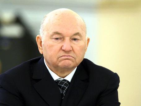 Суд не удовлетворил иск бывшего мэра Москвы Юрия Лужкова о защите чести и достоинства. Фото: РИА Новости