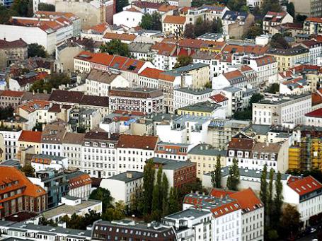 Недвижимость в Берлине — популярная у греков инвестиция. Фото: AP