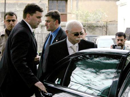 Бадри Патаркацишвили был формальным владельцем блокирующего пакета «РусАла», признал в суде Роман Абрамович. Фото: РИА Новости
