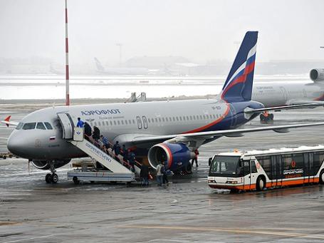 Если Россия вступит в ВТО, компания «Аэрофлот» лишится королевских привилегий. Фото: Митя Алешковский/BFM.ru