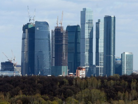 Москва-сити. Фото: Григорий Собченко/BFM.ru