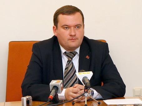 Владимир Ястребчак, глава МИД Приднестровья. Фото: mfa-pmr.org