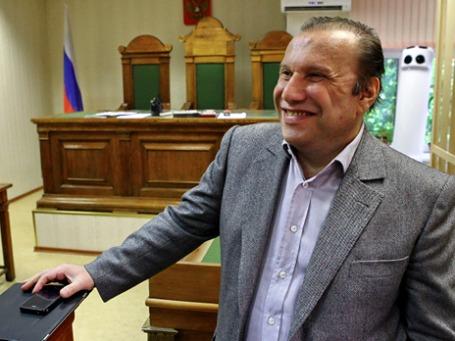 Виктор Батурин пытается оспорить правомерность продажи компании «Интеко». Фото: РИА Новости
